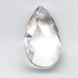 8f5fea372 38mm Swarovski 6106 Crystal Almond Pendant