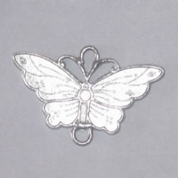 Pewter Low Lead Butterfly
